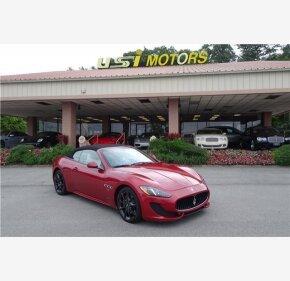 2014 Maserati GranTurismo Convertible for sale 101156682
