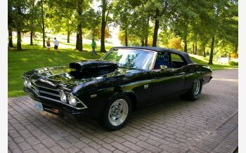 1969 Chevrolet Chevelle SS for sale 101156715