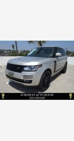2014 Land Rover Range Rover HSE for sale 101156727