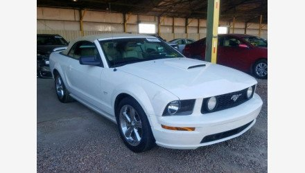 2008 Ford Mustang GT Convertible for sale 101156755