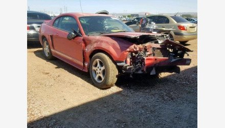 2000 Ford Mustang Coupe for sale 101156774