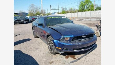 2012 Ford Mustang Coupe for sale 101156795