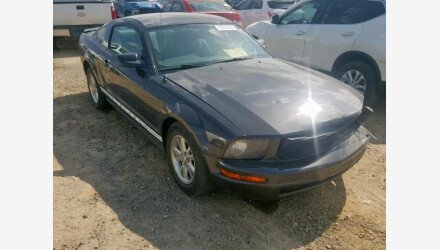 2007 Ford Mustang Coupe for sale 101156811