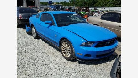 2012 Ford Mustang Coupe for sale 101156826