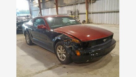 2007 Ford Mustang Coupe for sale 101156845