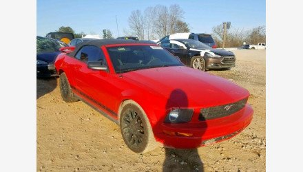 2007 Ford Mustang Convertible for sale 101156849