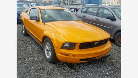 2007 Ford Mustang Coupe for sale 101156851