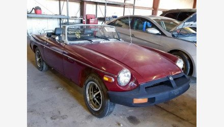 1977 MG MGB for sale 101156863