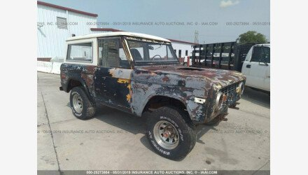 1970 Ford Bronco for sale 101156912