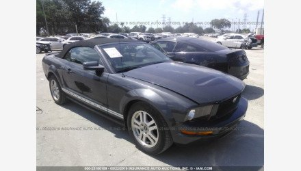 2007 Ford Mustang Convertible for sale 101156931