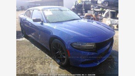 2018 Dodge Charger SXT for sale 101156954