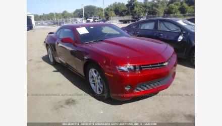 2015 Chevrolet Camaro LS Coupe for sale 101156966