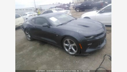 2017 Chevrolet Camaro SS Coupe for sale 101157001