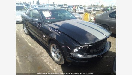 2007 Ford Mustang Coupe for sale 101157016