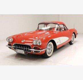 1958 Chevrolet Corvette for sale 101157065