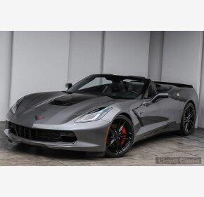 2015 Chevrolet Corvette Convertible for sale 101157165