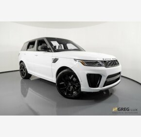 2019 Land Rover Range Rover Sport for sale 101157170