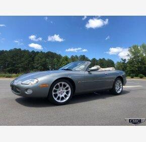 2002 Jaguar XKR Convertible for sale 101157181