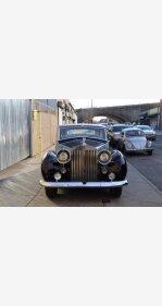 1956 Rolls-Royce Silver Wraith for sale 101157209