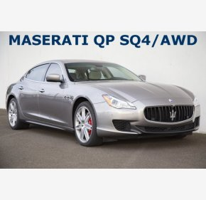 2016 Maserati Quattroporte S Q4 for sale 101157211