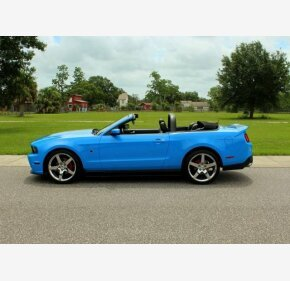 2010 Ford Mustang GT Convertible for sale 101157225