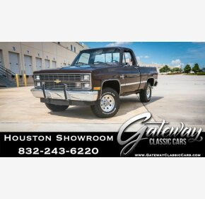 1984 Chevrolet C/K Truck Classics for Sale - Classics on Autotrader