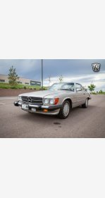 1989 Mercedes-Benz 560SL for sale 101157242