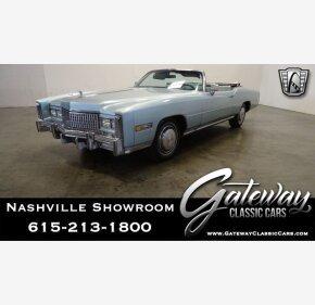 1975 Cadillac Eldorado for sale 101157249