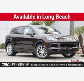 2019 Porsche Cayenne for sale 101157257