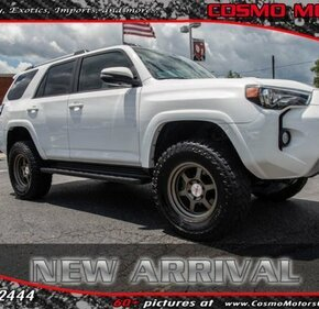 2015 Toyota 4Runner 4WD for sale 101157268