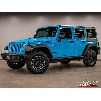 2017 Jeep Wrangler 4WD Unlimited Rubicon for sale 101157289