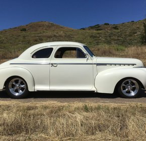 1941 Chevrolet Master Deluxe Classics for Sale - Classics on Autotrader
