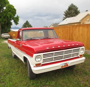 1968 Mercury M-100 for sale 101157310
