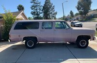 1973 Chevrolet Suburban 4WD for sale 101157325