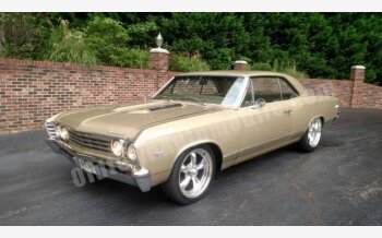1967 Chevrolet Chevelle for sale 101157345