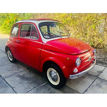 1964 FIAT 500 for sale 101157357