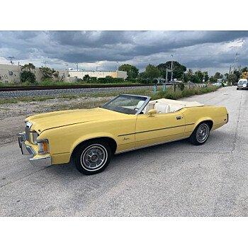 1973 Mercury Cougar for sale 101157362