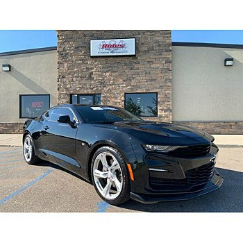 2019 Chevrolet Camaro SS Coupe for sale 101157368