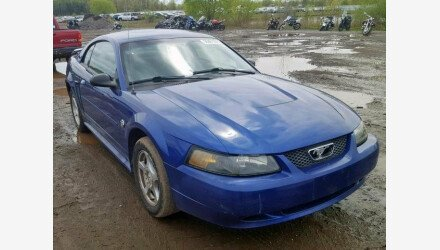 2004 Ford Mustang Coupe for sale 101157383