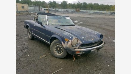 1979 FIAT Spider for sale 101157386