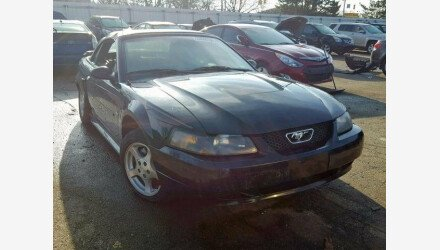 2003 Ford Mustang Convertible for sale 101157404