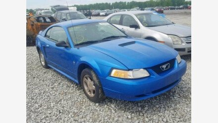 2000 Ford Mustang Coupe for sale 101157421