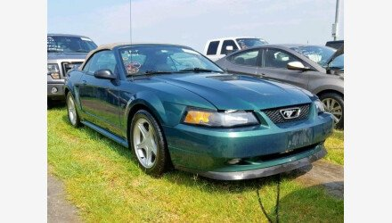 2000 Ford Mustang GT Convertible for sale 101157425