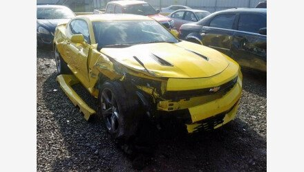 2018 Chevrolet Camaro for sale 101157429