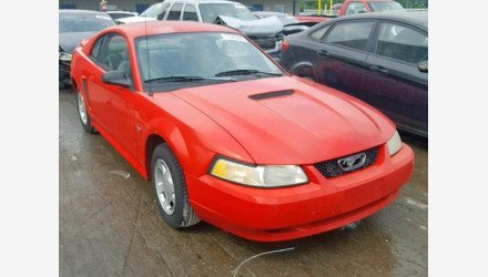 2000 Ford Mustang Coupe for sale 101157449