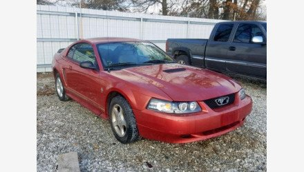 2000 Ford Mustang Coupe for sale 101157451