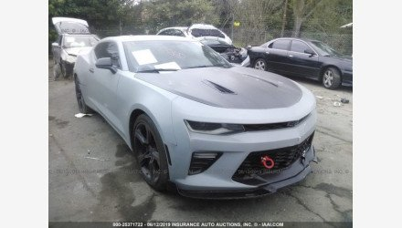2017 Chevrolet Camaro for sale 101157568