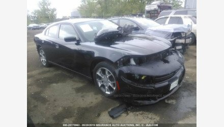 2015 Dodge Charger SXT AWD for sale 101157603