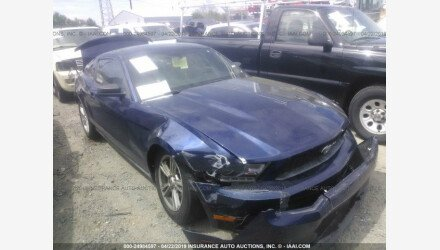 2012 Ford Mustang Coupe for sale 101157666