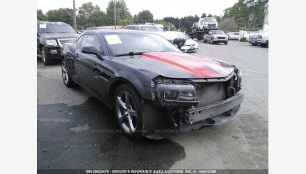 2014 Chevrolet Camaro LT Coupe for sale 101157698